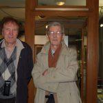 """Alan Jones e Luciano Chinese alla Galleria """"Nuovo Spazio"""" di udine"""
