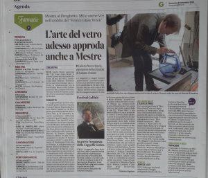Il Gazzettino 8 Sett. 2019