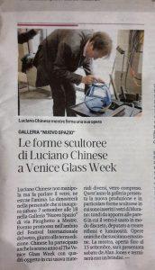 La Nuova Venezia 5 sett. 2019