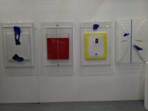 Artefiera di Padova opere di Luciano Chinese