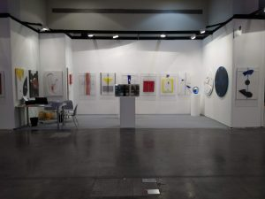 Artefiera di Padova 2019 opere di Luciano Chinese